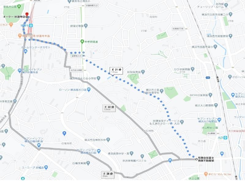 ある風景:Oguchi ▶ Myorenji@Yokohama #4_c0395834_00590554.jpg