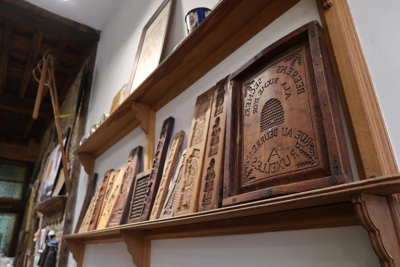 1829年創業 ベルギーの老舗ビスケット店 ダンドワ_f0380234_02414294.jpeg