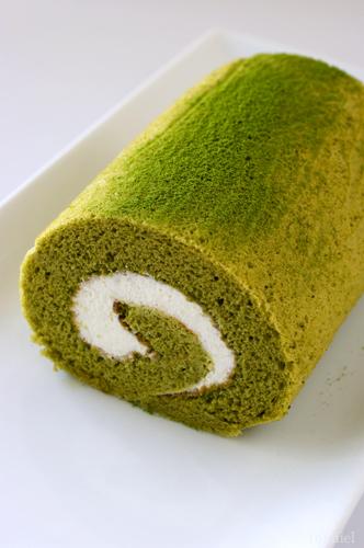 Gâteau roulé au matcha_f0147145_17222872.jpg