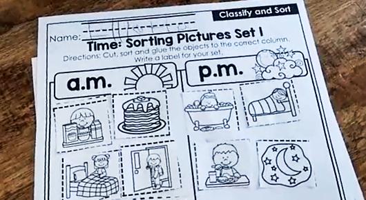幼稚園生のお姉ちゃんとプレスクールの弟の模範例 | オンライン自宅学習特集_b0007805_04402323.jpg
