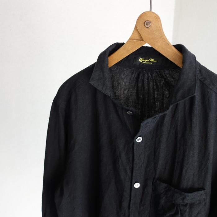 6月の製作 / classic frenchwork premiumlinen shirt_e0130546_12552786.jpg