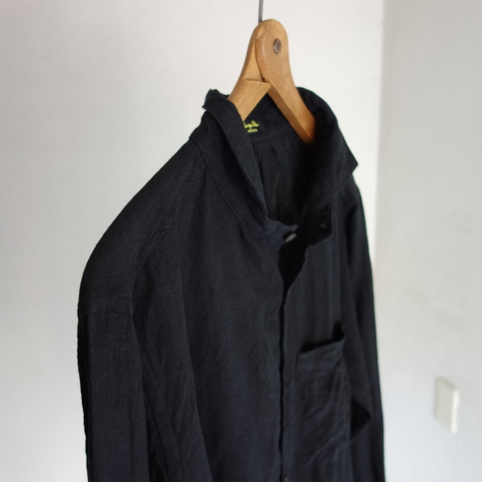 6月の製作 / classic frenchwork premiumlinen shirt_e0130546_12555844.jpg
