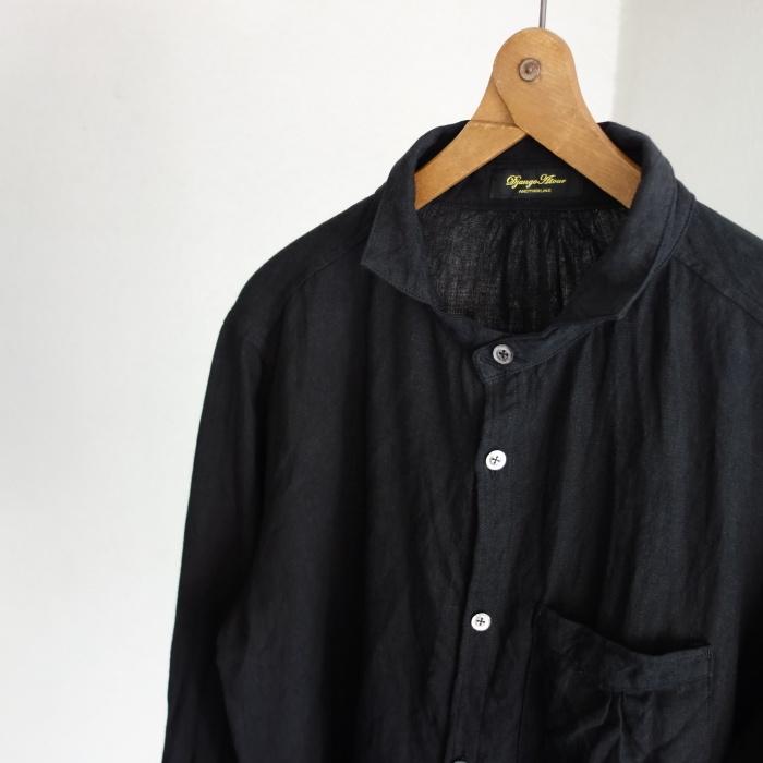 6月の製作 / classic frenchwork premiumlinen shirt_e0130546_12561378.jpg