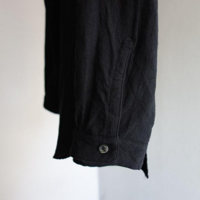 6月の製作 / classic frenchwork premiumlinen shirt_e0130546_12563156.jpg