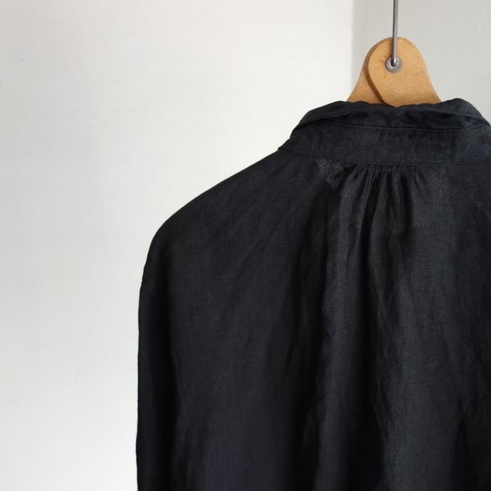 6月の製作 / classic frenchwork premiumlinen shirt_e0130546_12570832.jpg