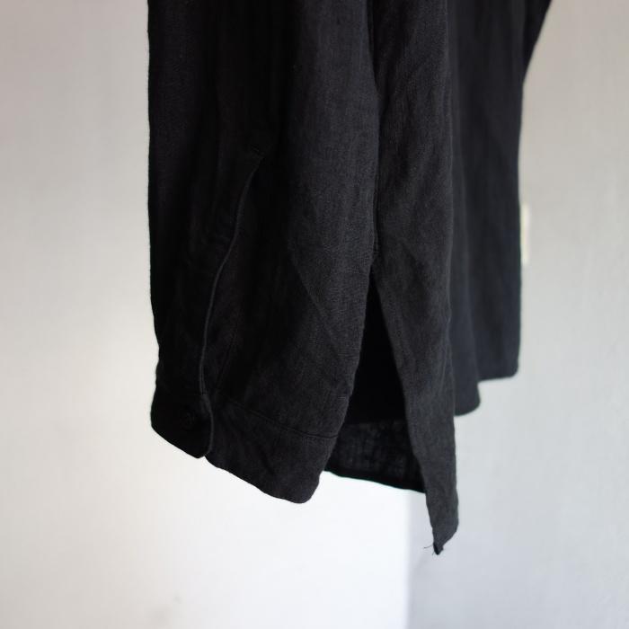 6月の製作 / classic frenchwork premiumlinen shirt_e0130546_12574076.jpg