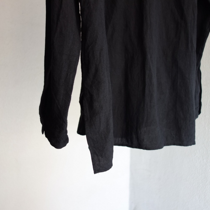 6月の製作 / classic frenchwork premiumlinen shirt_e0130546_12575204.jpg