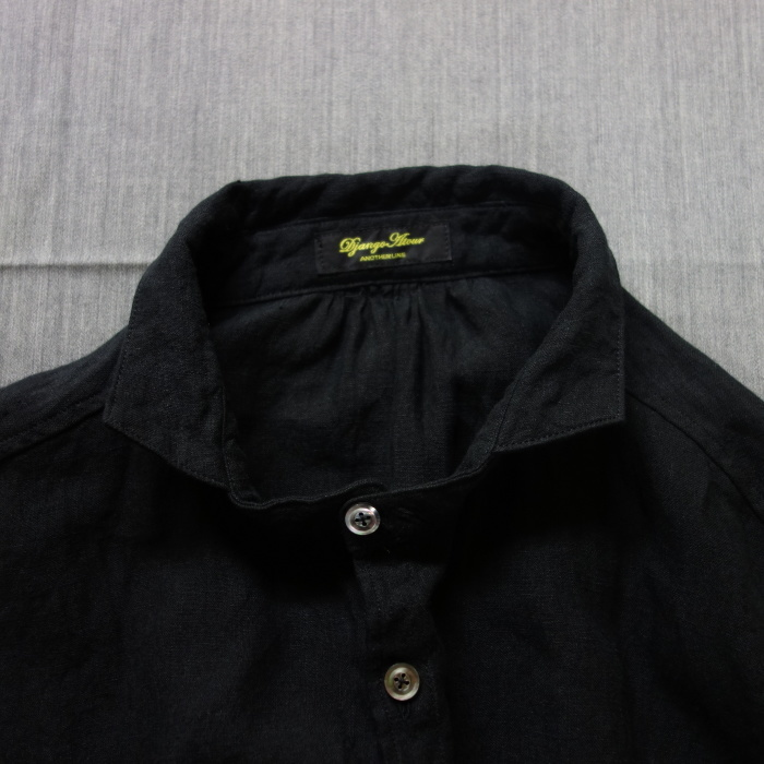 6月の製作 / classic frenchwork premiumlinen shirt_e0130546_18102669.jpg