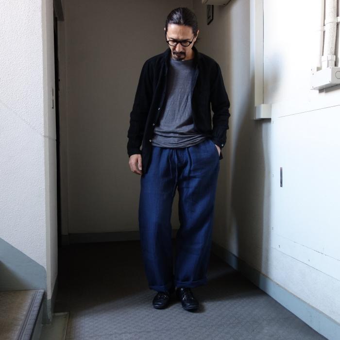 6月の製作 / classic frenchwork premiumlinen shirt_e0130546_18351679.jpg
