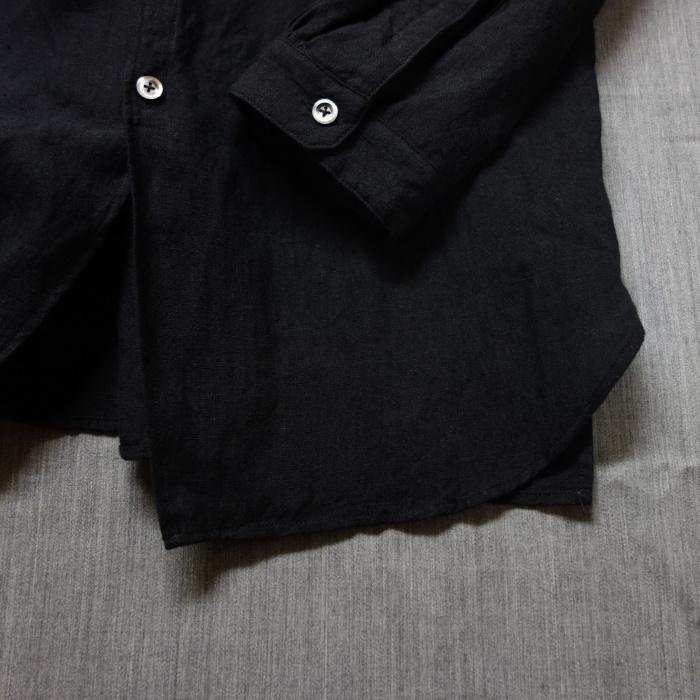 6月の製作 / classic frenchwork premiumlinen shirt_e0130546_18404930.jpg