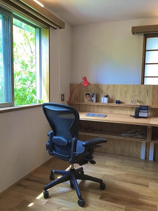 事務所の改装工事 ほぼ終了_c0019551_18162618.jpg