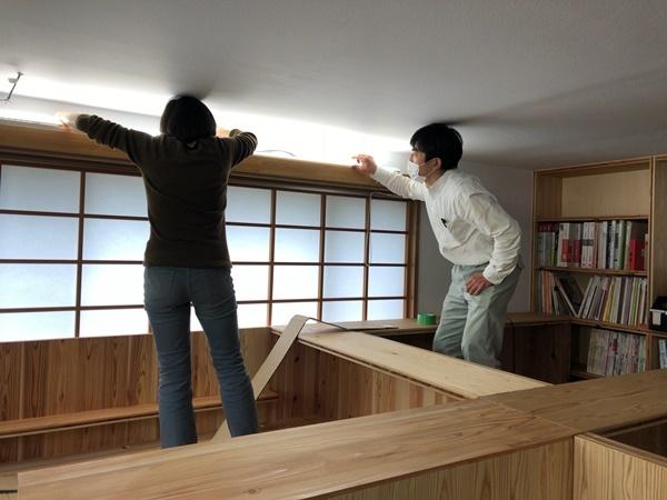 事務所の改装工事 ほぼ終了_c0019551_18163361.jpg