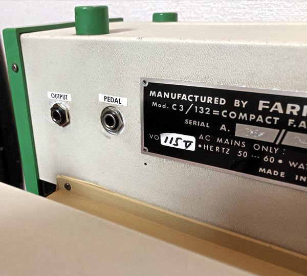 Farfisa Organ FAST3[og064]_e0045459_08410332.jpg