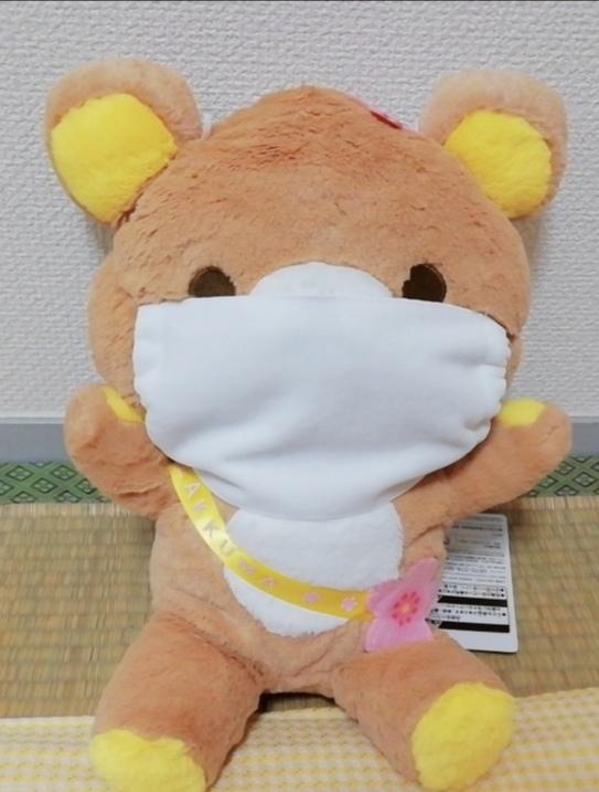 ☆立体マスクにリメイク!☆_f0351775_20050714.jpg