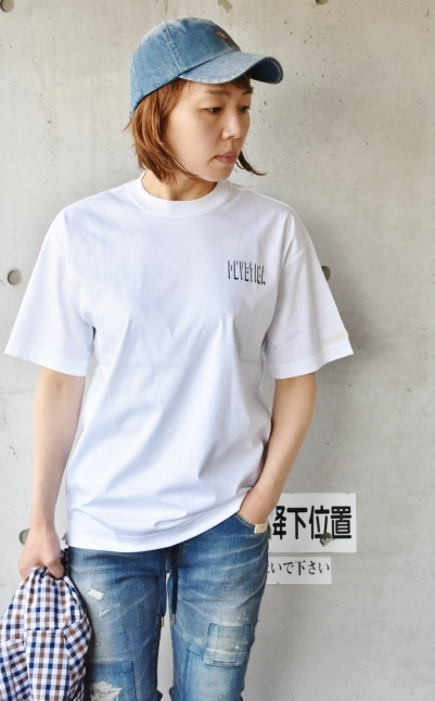 DUVETICA  NEW  Limited S/S TEE_d0152280_11154407.jpg