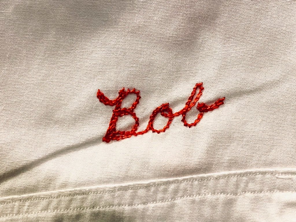 マグネッツ神戸店5/2(土)ONLINE限定スーペリア入荷! #6 Embroidery Shirt!!!_c0078587_12491195.jpg