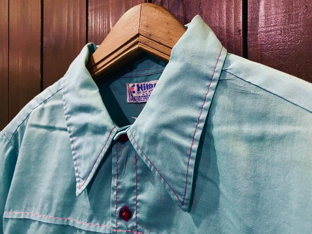 マグネッツ神戸店5/2(土)ONLINE限定スーペリア入荷! #6 Embroidery Shirt!!!_c0078587_13101832.jpg