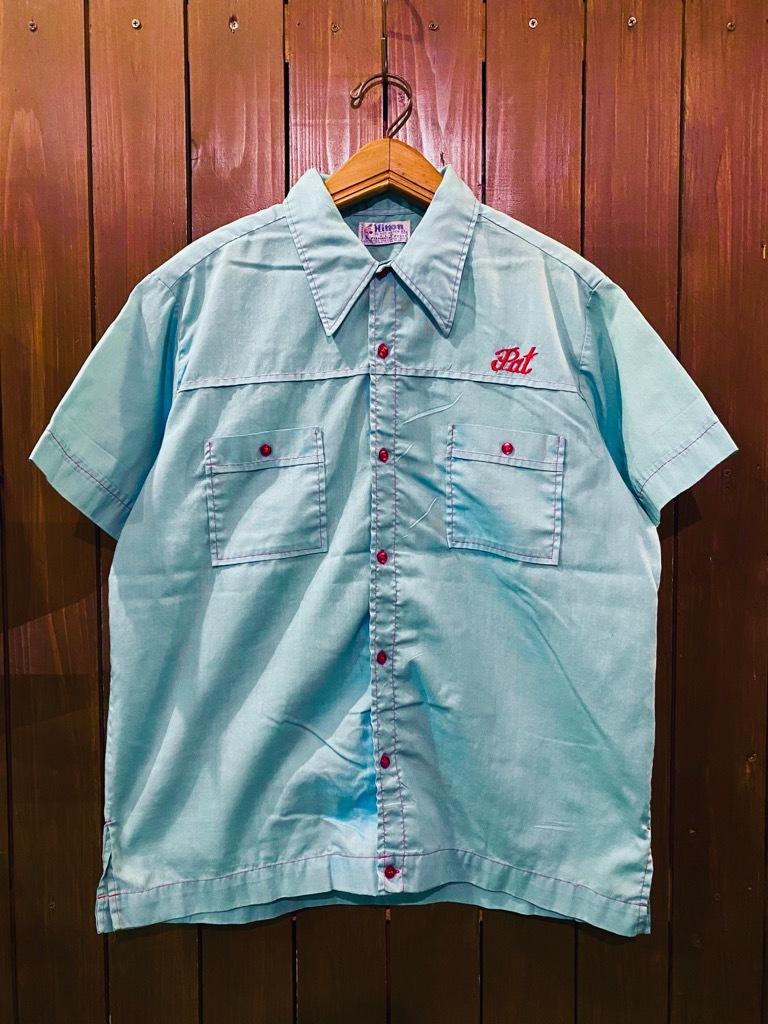 マグネッツ神戸店5/2(土)ONLINE限定スーペリア入荷! #6 Embroidery Shirt!!!_c0078587_13101900.jpg