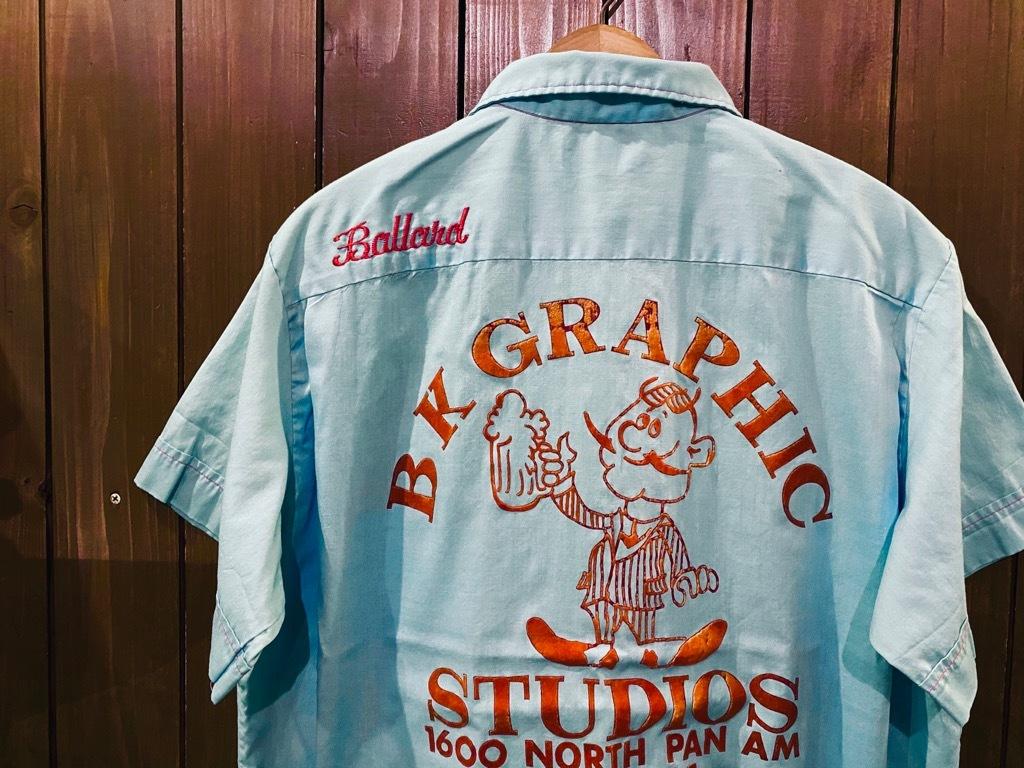 マグネッツ神戸店5/2(土)ONLINE限定スーペリア入荷! #6 Embroidery Shirt!!!_c0078587_13101954.jpg