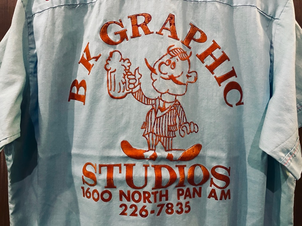 マグネッツ神戸店5/2(土)ONLINE限定スーペリア入荷! #6 Embroidery Shirt!!!_c0078587_13101956.jpg