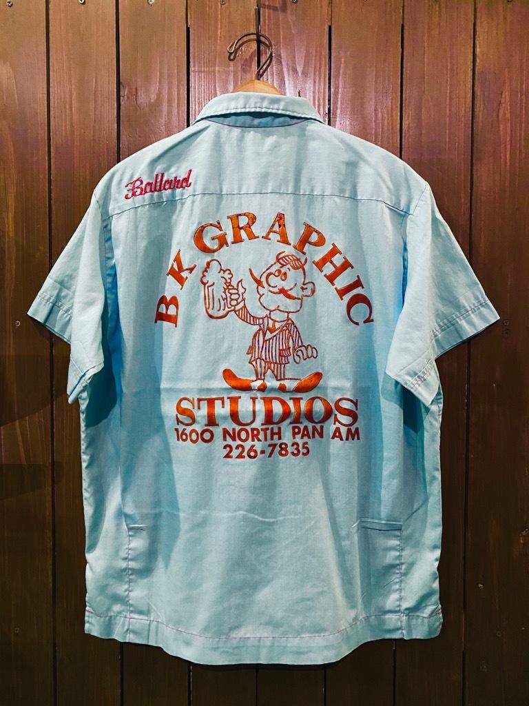 マグネッツ神戸店5/2(土)ONLINE限定スーペリア入荷! #6 Embroidery Shirt!!!_c0078587_13101988.jpg