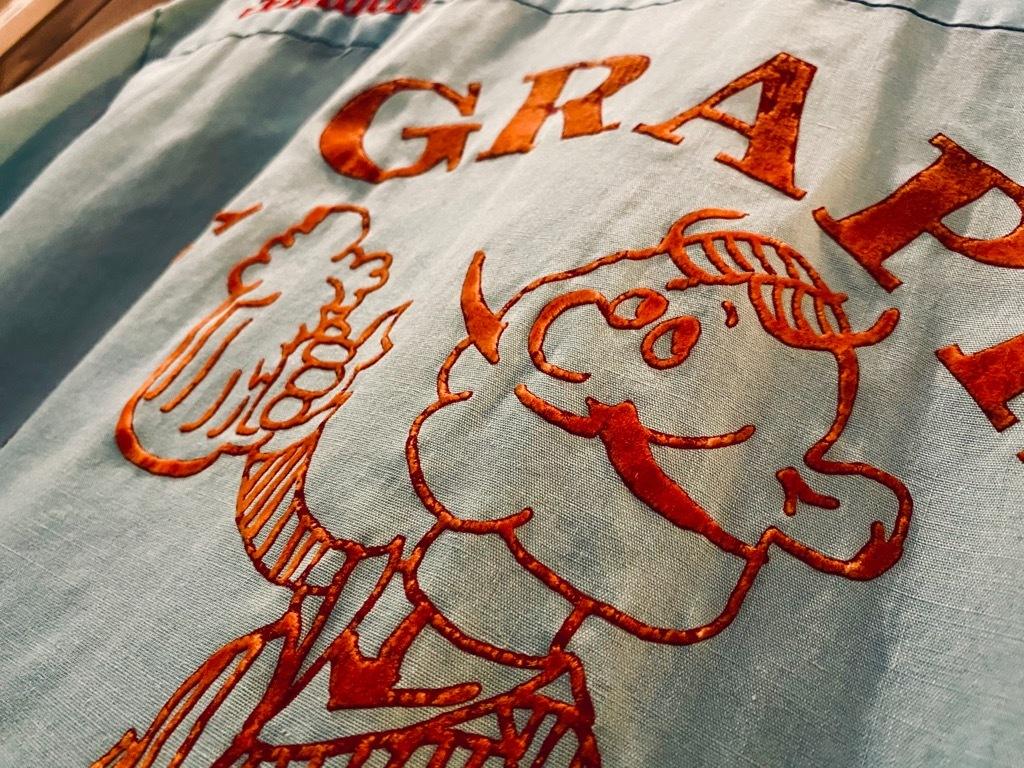 マグネッツ神戸店5/2(土)ONLINE限定スーペリア入荷! #6 Embroidery Shirt!!!_c0078587_13133038.jpg