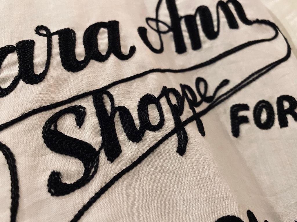 マグネッツ神戸店5/2(土)ONLINE限定スーペリア入荷! #6 Embroidery Shirt!!!_c0078587_13185909.jpg