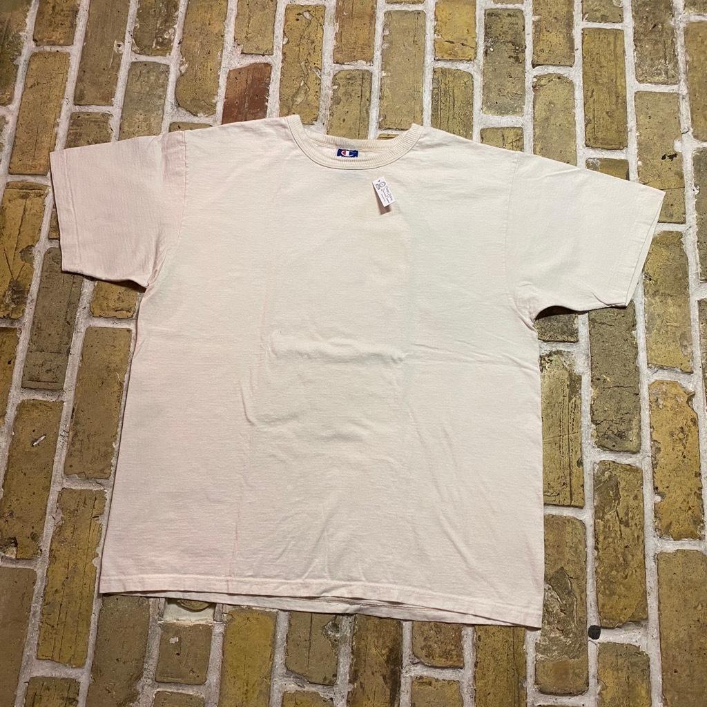 マグネッツ神戸店5/2(土)ONLINE限定スーペリア入荷! #5 Champion T-Shirt!!!_c0078587_13541378.jpg