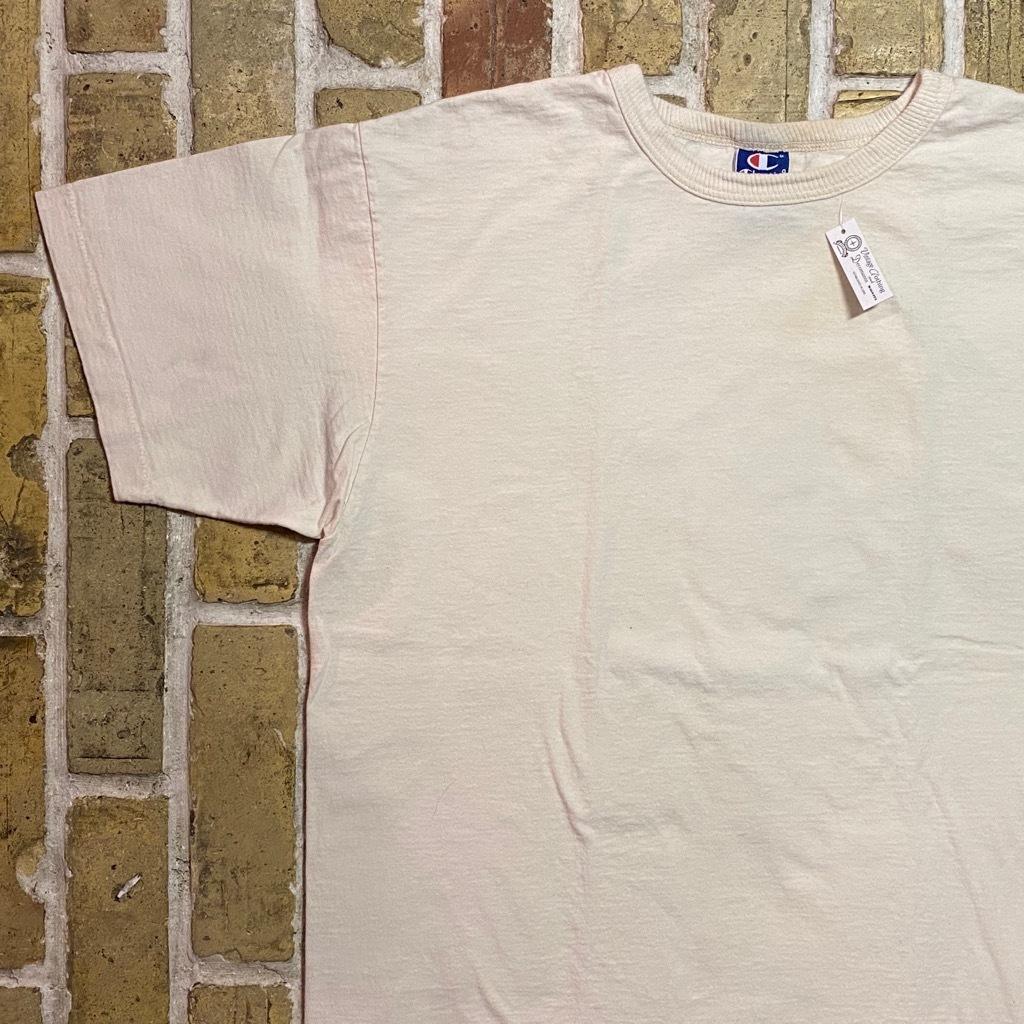 マグネッツ神戸店5/2(土)ONLINE限定スーペリア入荷! #5 Champion T-Shirt!!!_c0078587_13541458.jpg