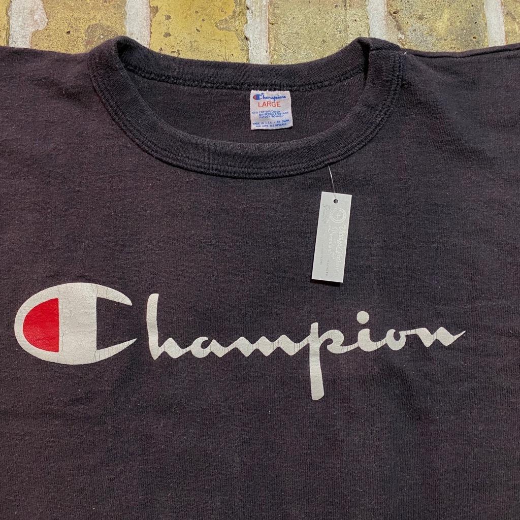 マグネッツ神戸店5/2(土)ONLINE限定スーペリア入荷! #5 Champion T-Shirt!!!_c0078587_13595286.jpg