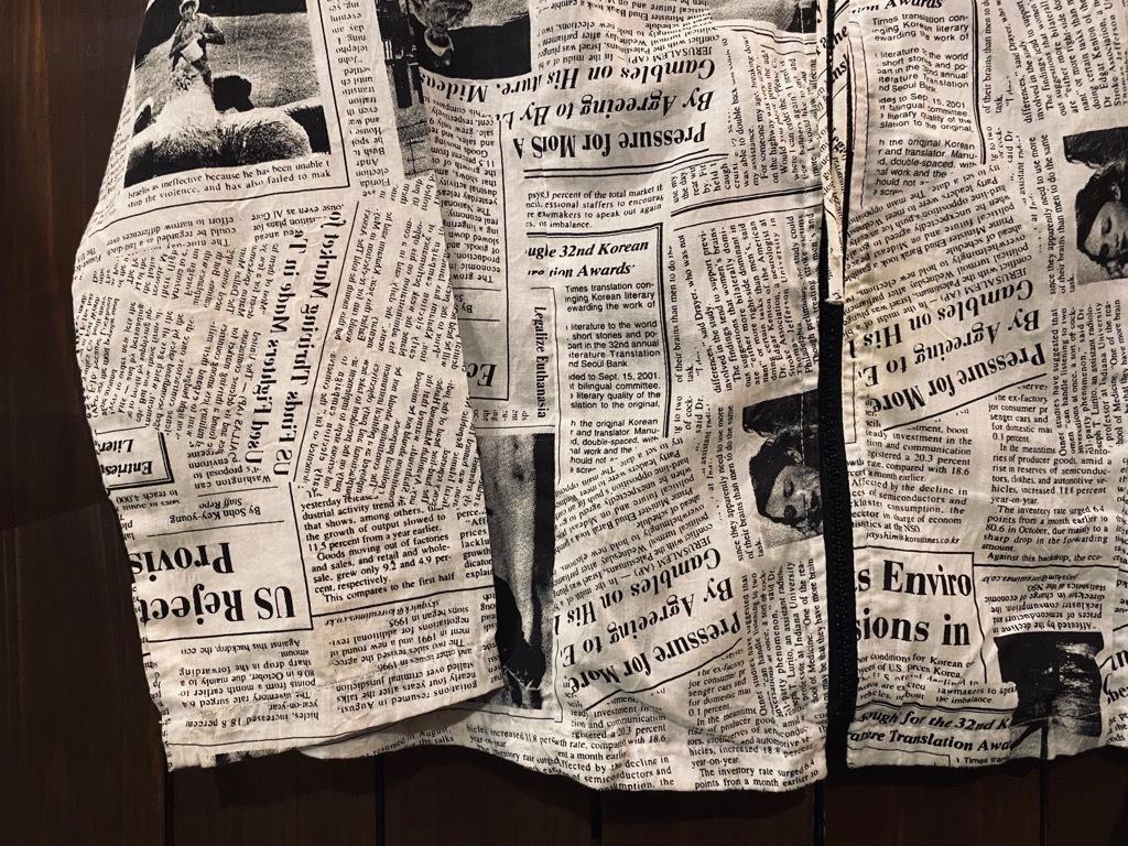 マグネッツ神戸店5/2(土)ONLINE限定スーペリア入荷! #8 Pattern Shirt!!!_c0078587_19355605.jpg
