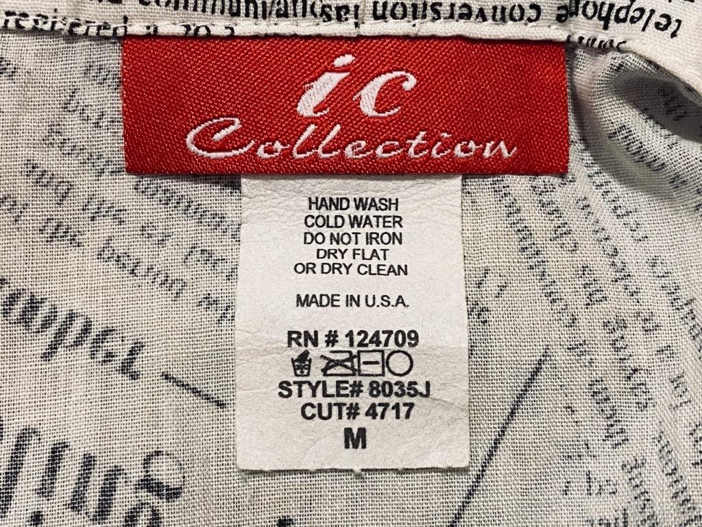 マグネッツ神戸店5/2(土)ONLINE限定スーペリア入荷! #8 Pattern Shirt!!!_c0078587_19390365.jpg