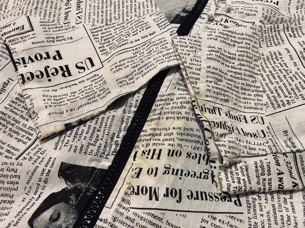 マグネッツ神戸店5/2(土)ONLINE限定スーペリア入荷! #8 Pattern Shirt!!!_c0078587_19390386.jpg