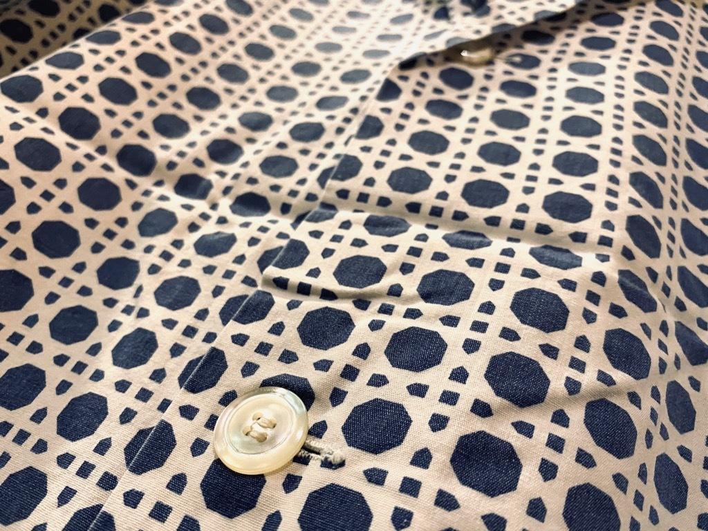 マグネッツ神戸店5/2(土)ONLINE限定スーペリア入荷! #8 Pattern Shirt!!!_c0078587_19492426.jpg