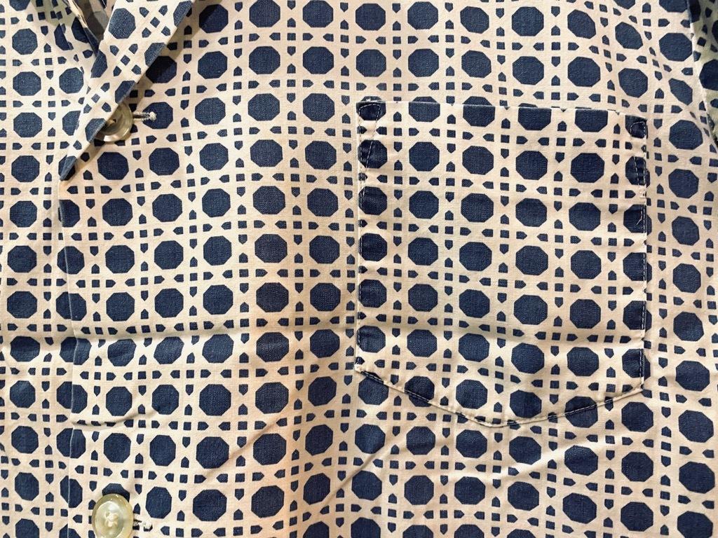 マグネッツ神戸店5/2(土)ONLINE限定スーペリア入荷! #8 Pattern Shirt!!!_c0078587_19492485.jpg