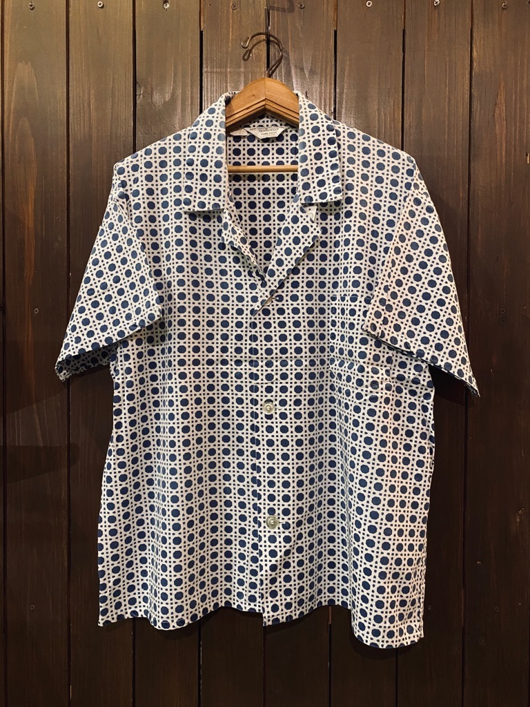 マグネッツ神戸店5/2(土)ONLINE限定スーペリア入荷! #8 Pattern Shirt!!!_c0078587_19492560.jpg