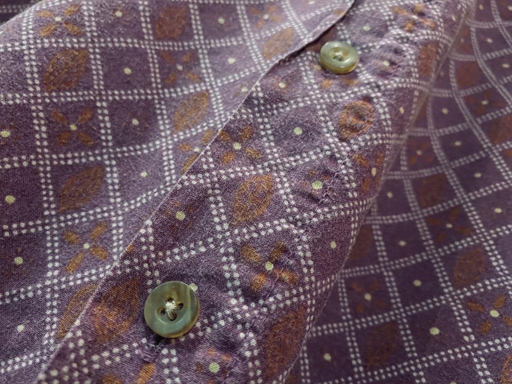 マグネッツ神戸店5/2(土)ONLINE限定スーペリア入荷! #8 Pattern Shirt!!!_c0078587_19572652.jpg