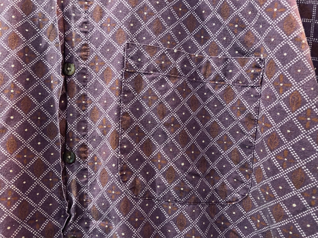 マグネッツ神戸店5/2(土)ONLINE限定スーペリア入荷! #8 Pattern Shirt!!!_c0078587_19572673.jpg