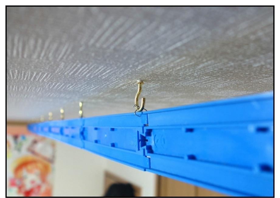 自室の天井にモノレールを走らせる男②(完結編)_f0205396_20524581.jpg