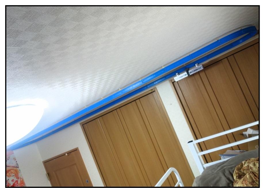 自室の天井にモノレールを走らせる男②(完結編)_f0205396_20585253.jpg