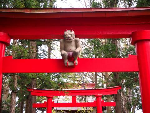 稲荷神社(板柳町)*津軽ジェンヌの鬼コ巡り(3)_b0147224_11533371.jpg