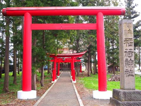 稲荷神社(板柳町)*津軽ジェンヌの鬼コ巡り(3)_b0147224_11541085.jpg