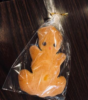 1108.クマのクッキー_c0118526_11552991.jpg