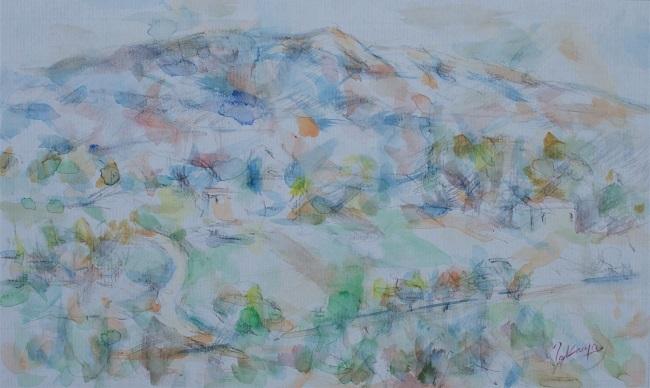 オリーブと白い道_c0236929_00364416.jpg