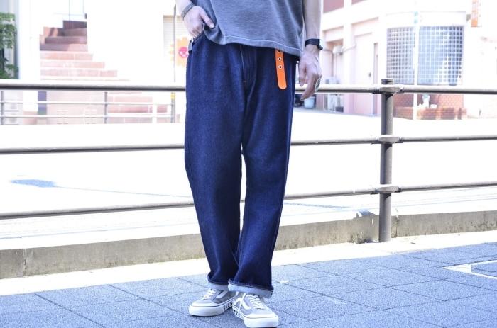 """\""ROTOTO\""<<MELANGE COTTON POCKET KNIT S/S>>Style~KODAI~_c0167336_12484982.jpg"