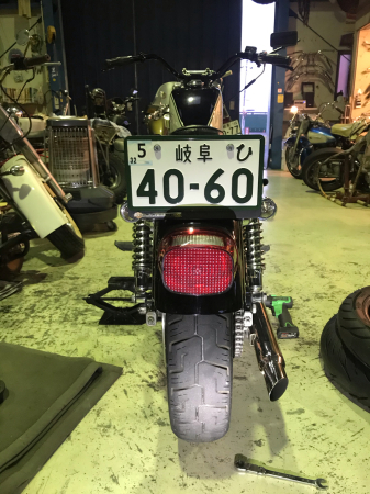 03XLH883Hリアホイールベアリング交換続き〜 5/1/2020_c0133351_20503236.jpg