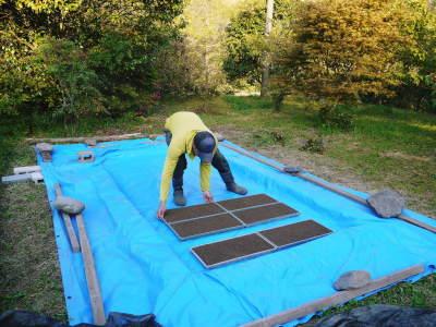 米作りの挑戦(2020年) 昨年より1週間早く苗床を作りました!(前編:米作りに取り組むわけとこの地の環境)_a0254656_18020490.jpg