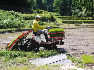 米作りの挑戦(2020年) 昨年より1週間早く苗床を作りました!(前編:米作りに取り組むわけとこの地の環境)_a0254656_18565614.jpg