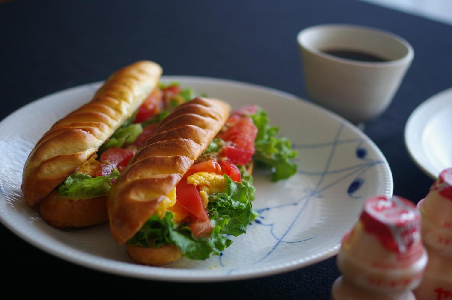 ホットサンドイッチと毎朝の習慣_d0327373_08344503.jpg