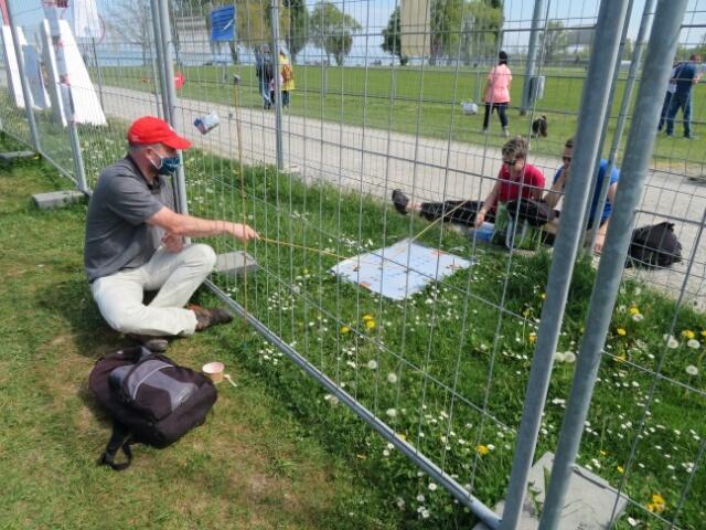 2つのフェンスで隔たれた国境 ドイツ&スイス_c0211876_05083674.jpg